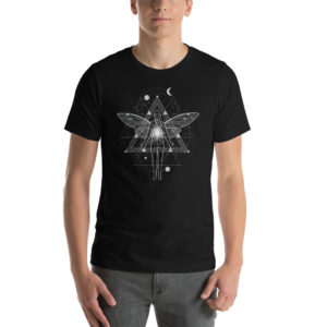 T-shirt Geometric Astral