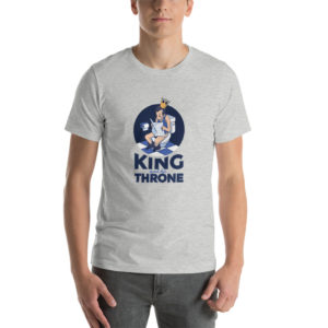 T-shirt Throne King