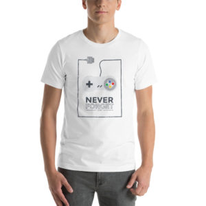 T-shirt Never Forget