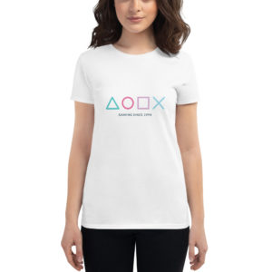Women's T-shirt Playstation