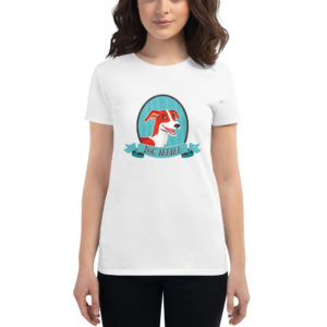 Women's T-shirt Dog Mama